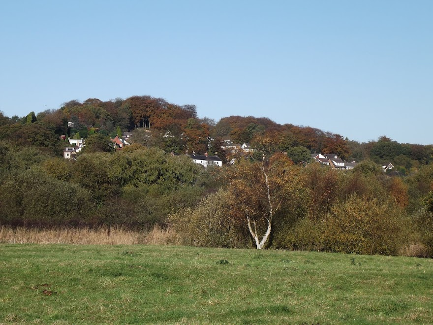 View of Endon.