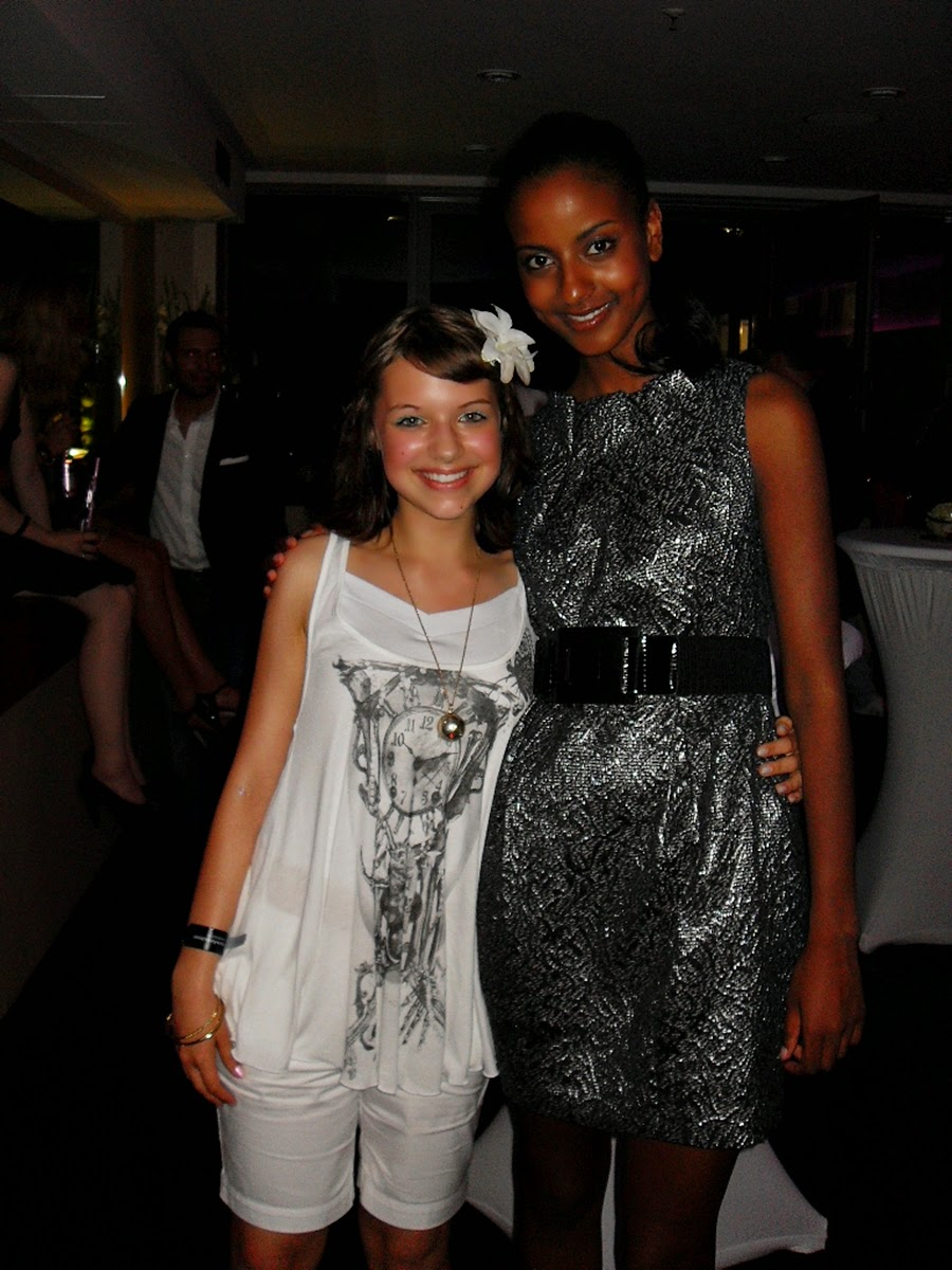 jasmin fatschild sara nuru germany's next top model