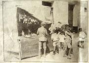fotos antiguas de Vélez-Málaga II puesto ambulante feria sanmiguel ni os os