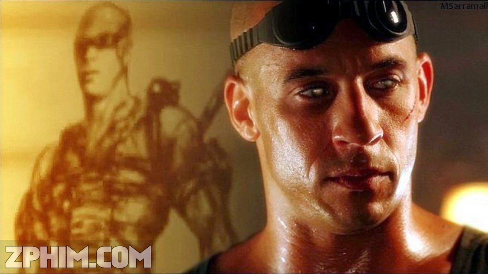 Ảnh trong phim Huyền Thoại Riddick - Riddick 4