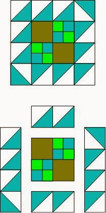 simple quilt block pattern how to