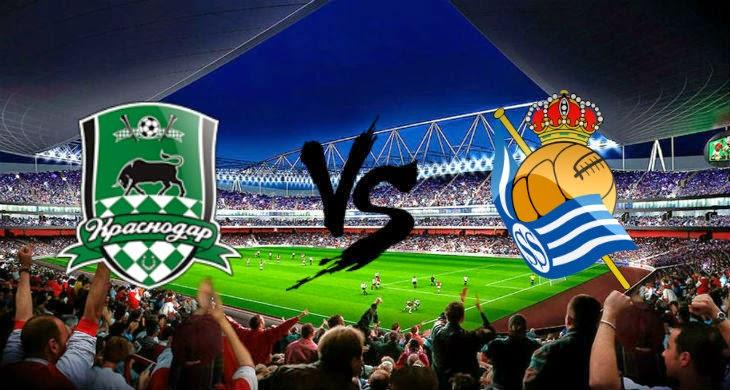 Krasnodar vs Real Sociedad