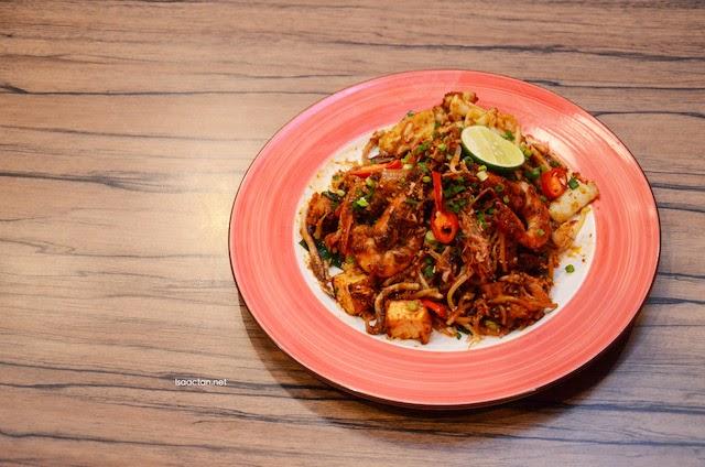 Penang Fried Mee Mamak - RM15.80