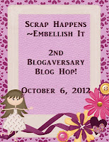 Scraps Happens Blog Hop