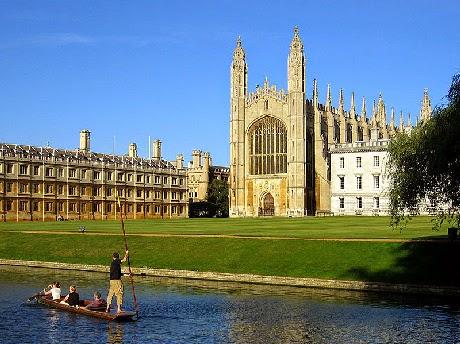lịch sử trường làm bằng đại học Cambridge