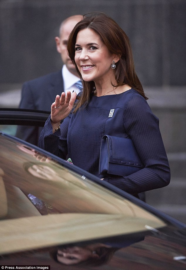 Crown Princess Mary - Christmas Seal 2014