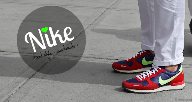 Street Style: NIKE