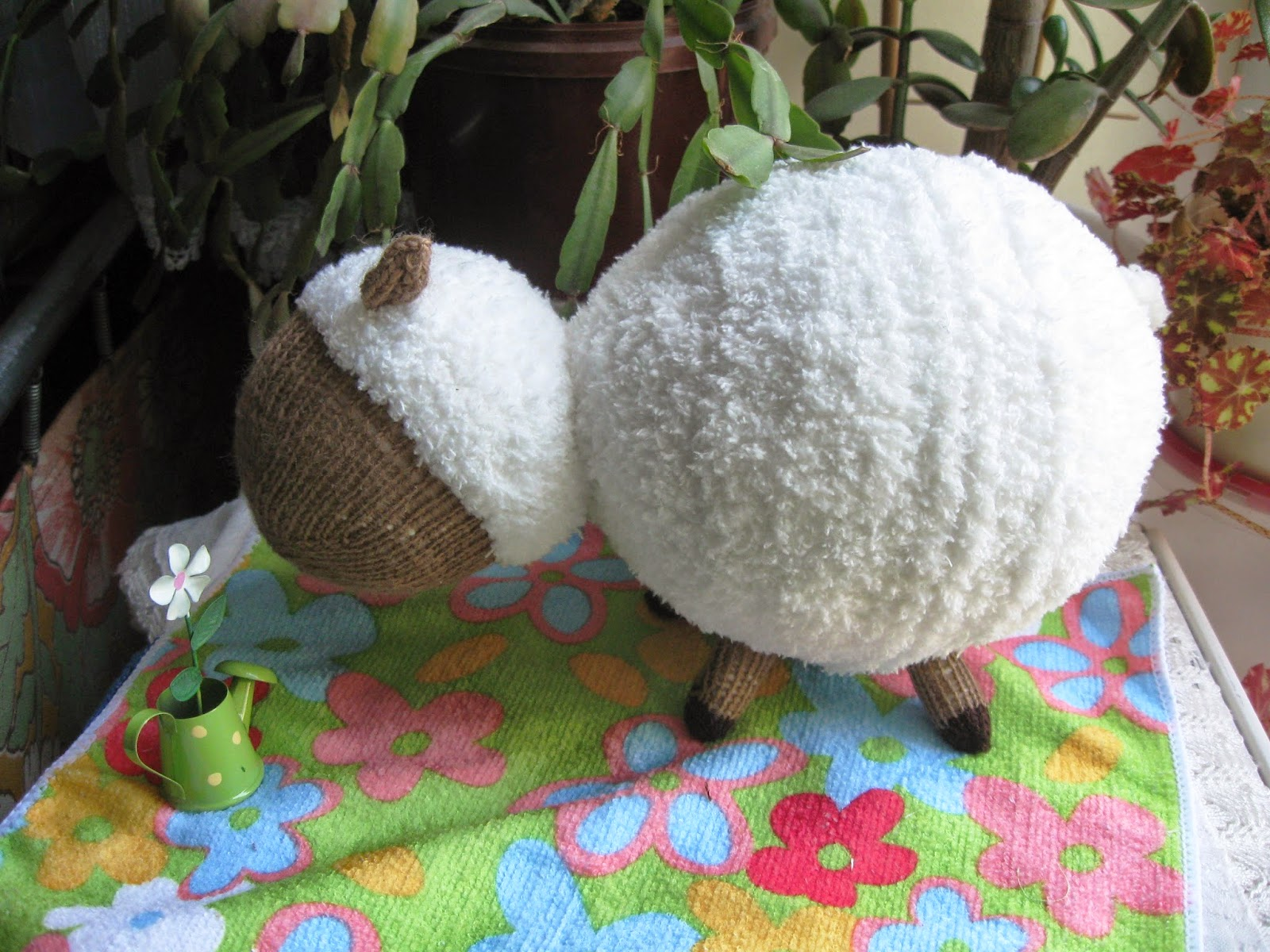 Вязание из кузи клубочкина