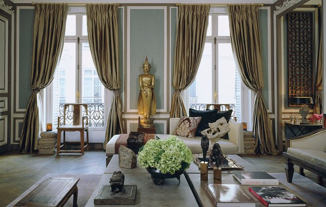 Chic Paris Apartments - Interior Home Design
