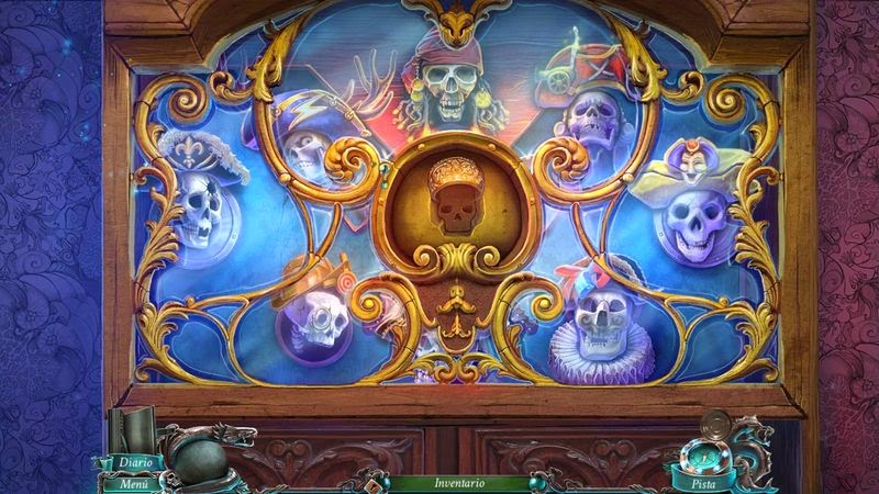 Pesadillas profundas 3: Davy Jones (castellano)