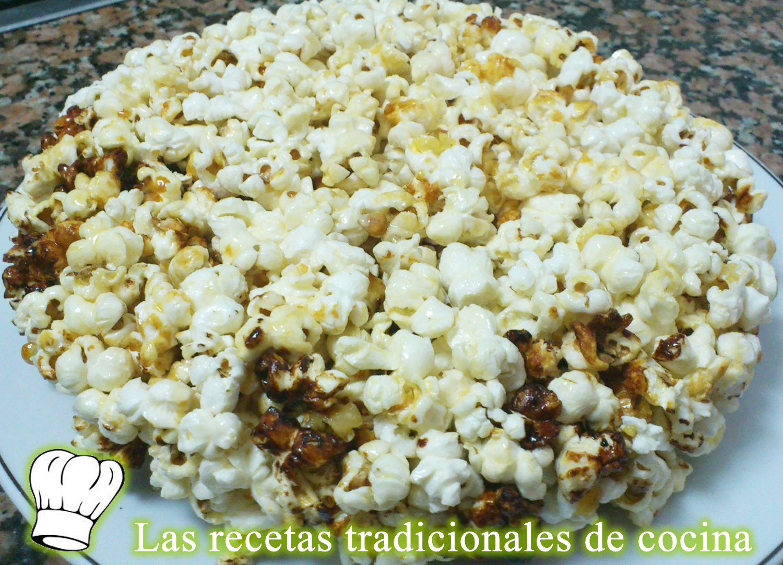 Receta de Palomitas dulces caseras - Recetas de cocina con sabor ...