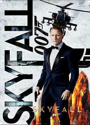 Filme Poster 007 - Operação Skyfall DVDSCR XviD Dual Audio & RMVB Dublado