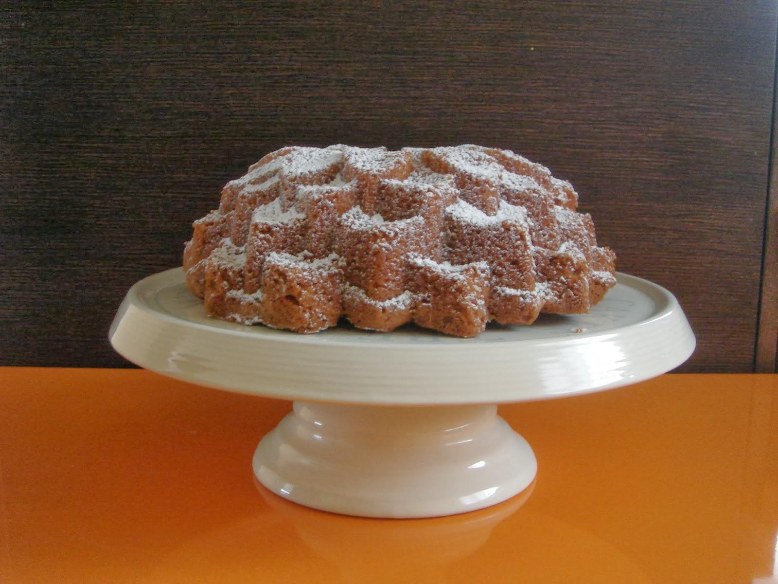 bundt cake sirope de arce