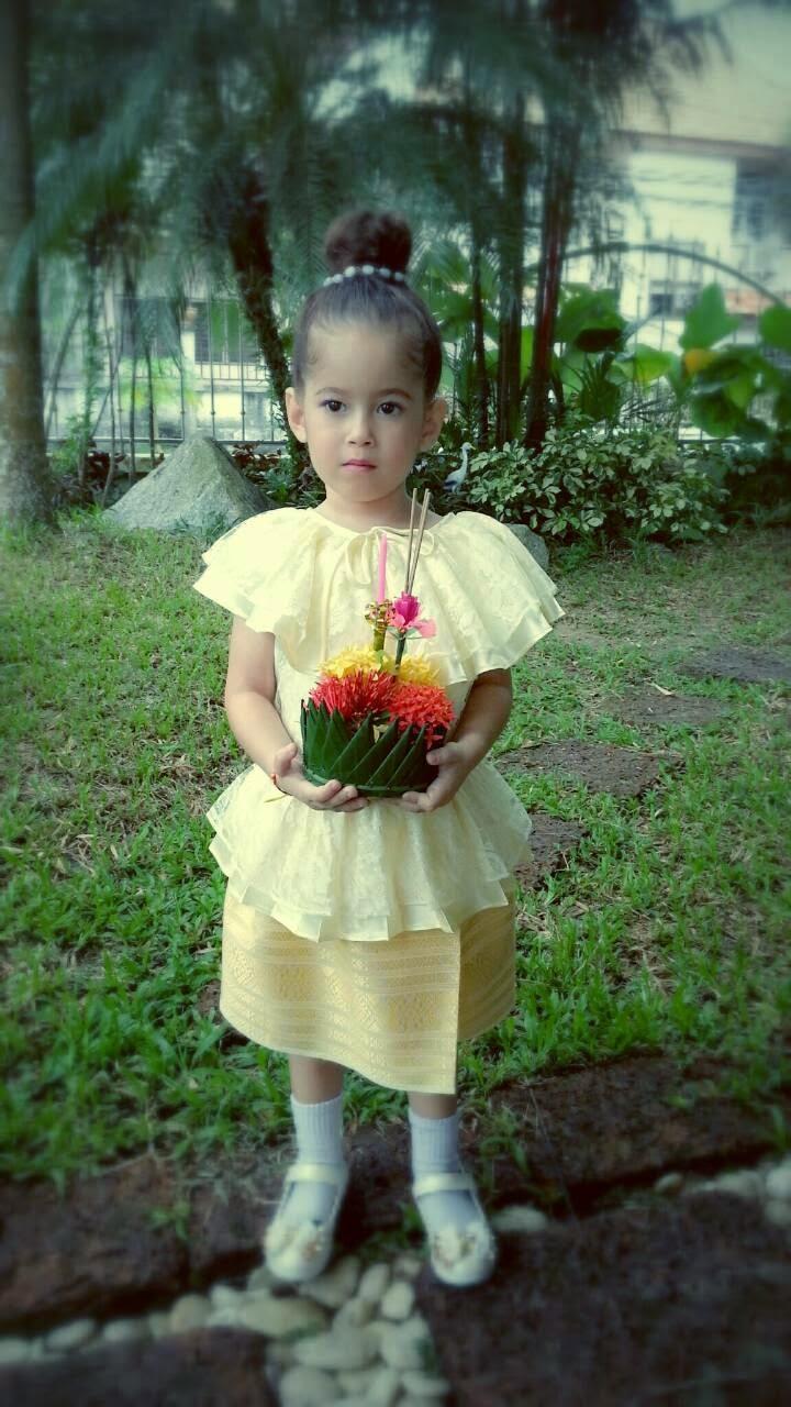 Loy Kratong Festival in Phuket