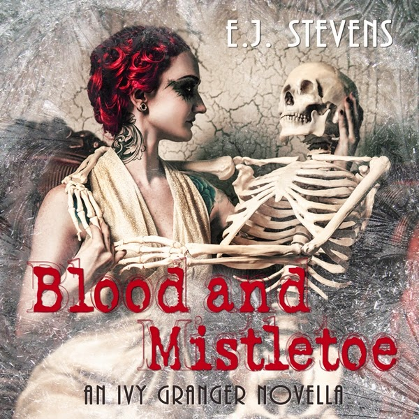Blood and Mistletoe Audiobook Ivy Granger paranormal urban fantasy series