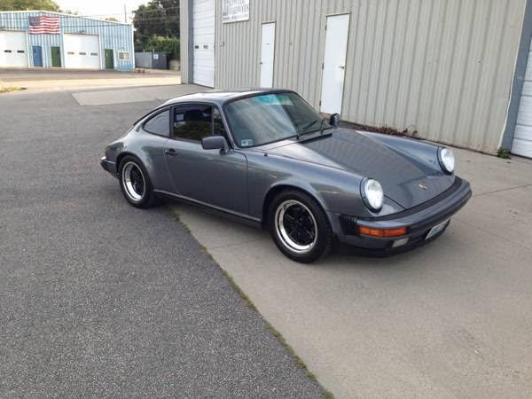 1984 Porsche 911 Carrera for Sale - Buy Clic Volks