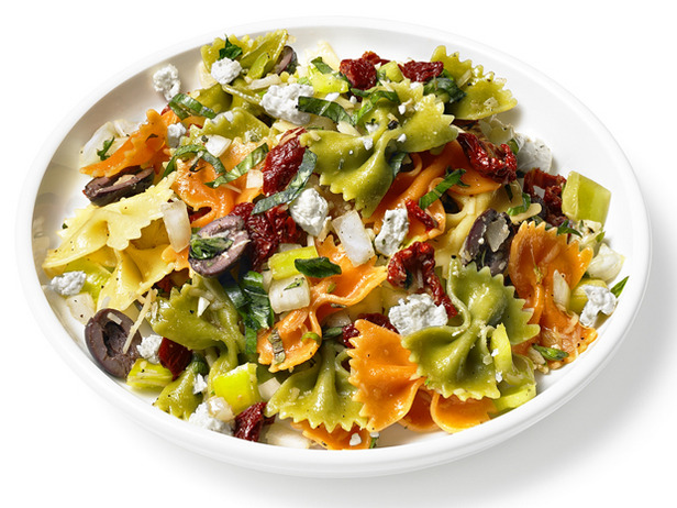 My Favorite Things: Mediterranean Pasta Salad