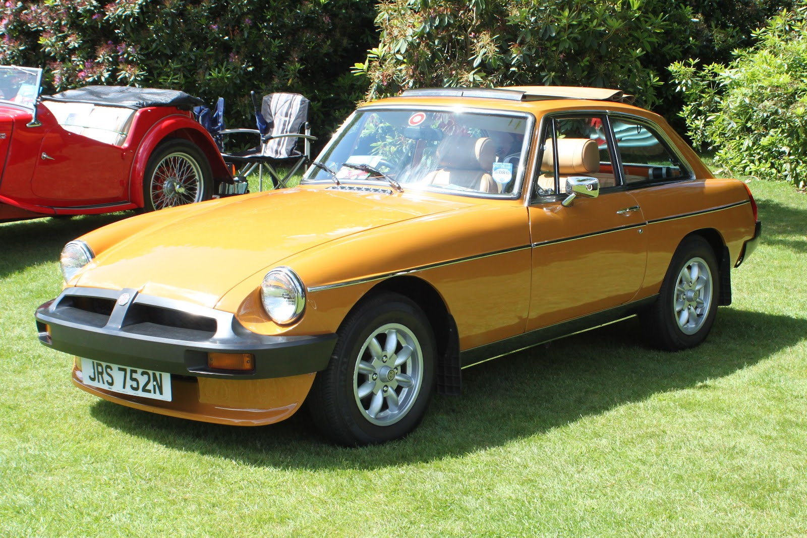 Mg Sport Classic Car  Years