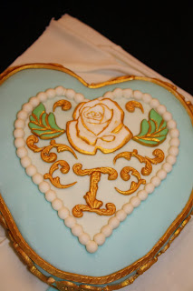 Porcelain Boxes Cake