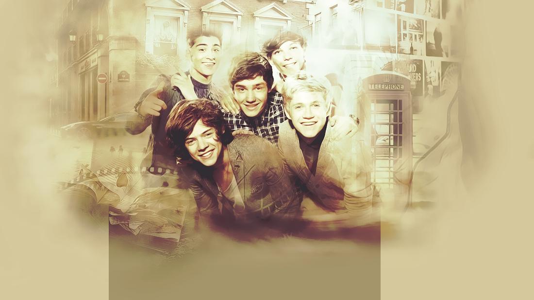 Wymarzony świat z One Direction - Oficialny Blog