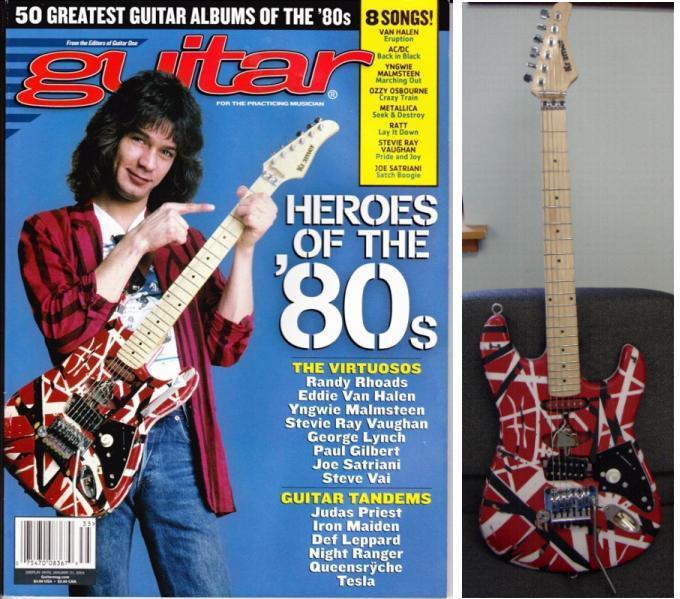 Van Bonta\'s Guitar Collection: 2012