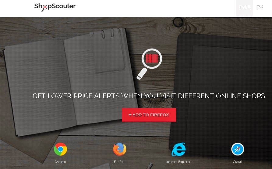 Shop Scouter (Adware)