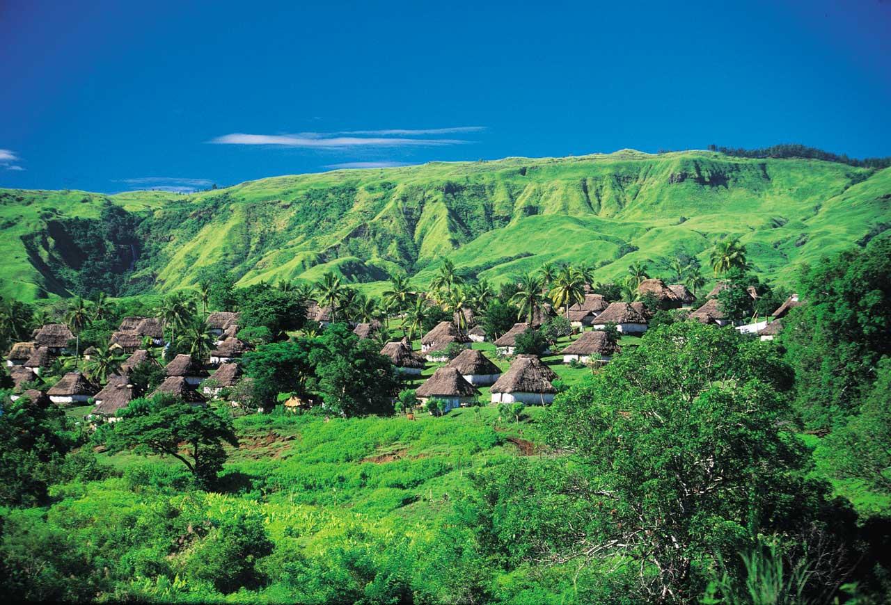 Nadi Fiji  city images : fiji nadi navala traditional fijian village fiji nadi navala ...