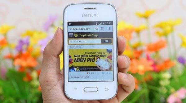 tải ứng dụng zalo Cho samsung galaxy Pocket 2 G110