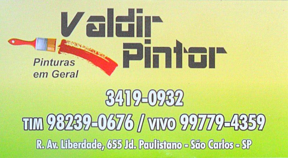 VALDIR PINTOR