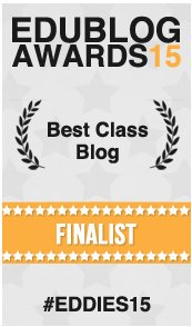 Edublog Award Finalist