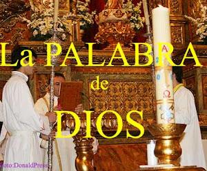 """""""LA PALABRA DE DIOS"""""""