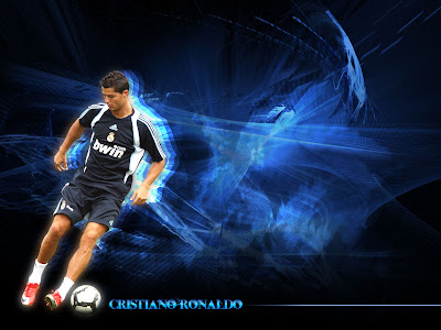 Cistiano Ronaldo Wallpapers 2011 - Real Madrid Squad