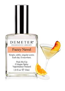 Demeter Fuzzy Navel