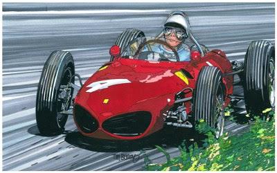 F1 by riki phil hill el primer americano for Chaparral motors el paso tx