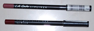 L.A. Girl Lip liners (two)