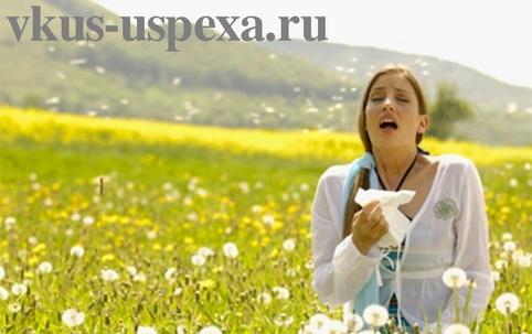 Профилактика аллергии и как ее распознать