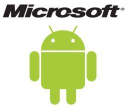 microsoft guadagna con android