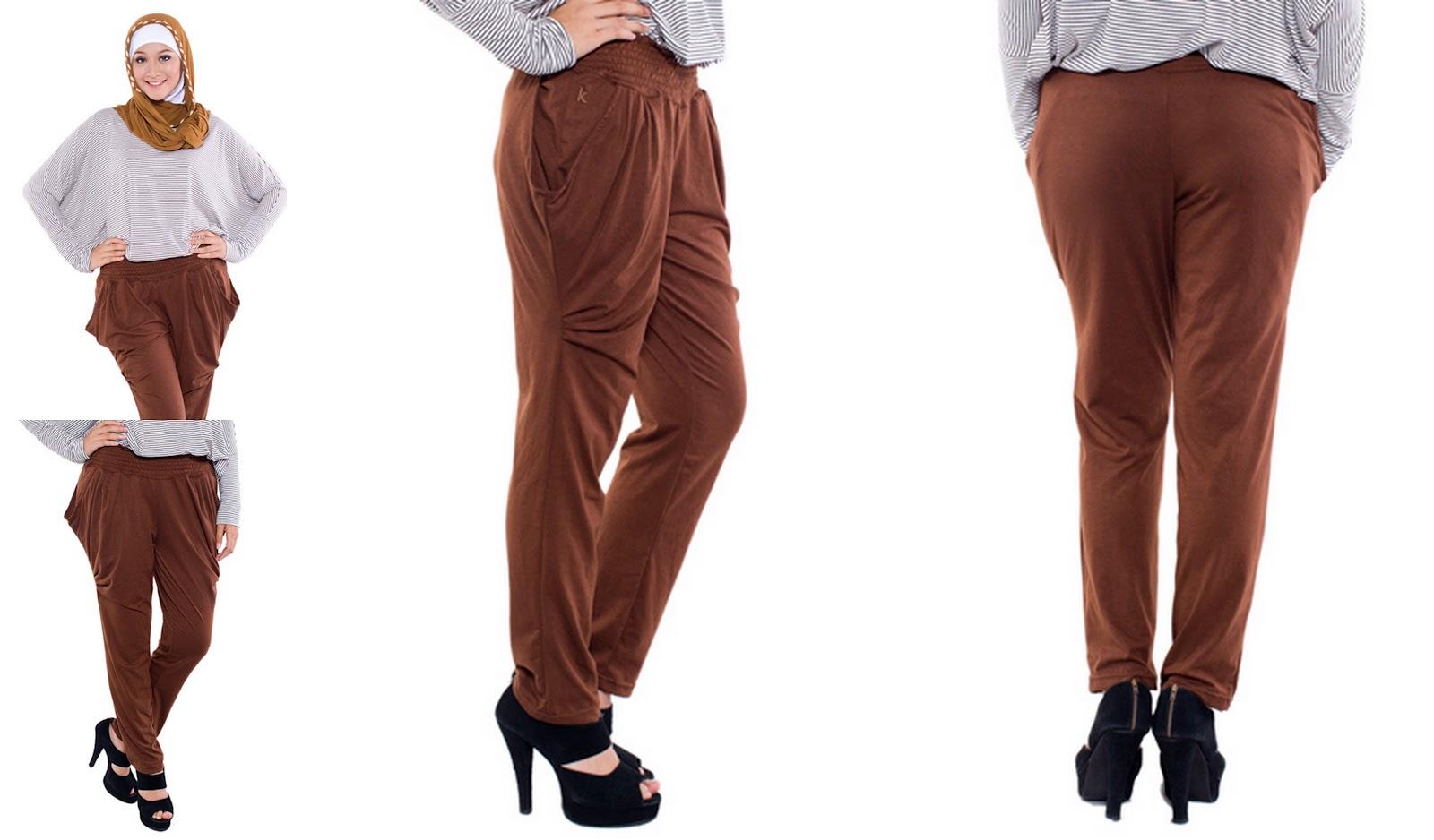 Kaia Clothing Baubau: Celana Panjang Wanita