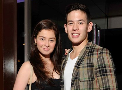 Jake Ejercito and Andi Eigenmann