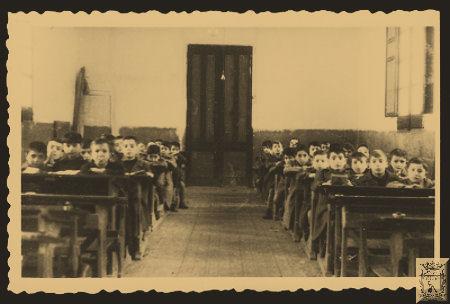 Educa la escuela espa ola hace 50 a os - Los anos cincuenta ...