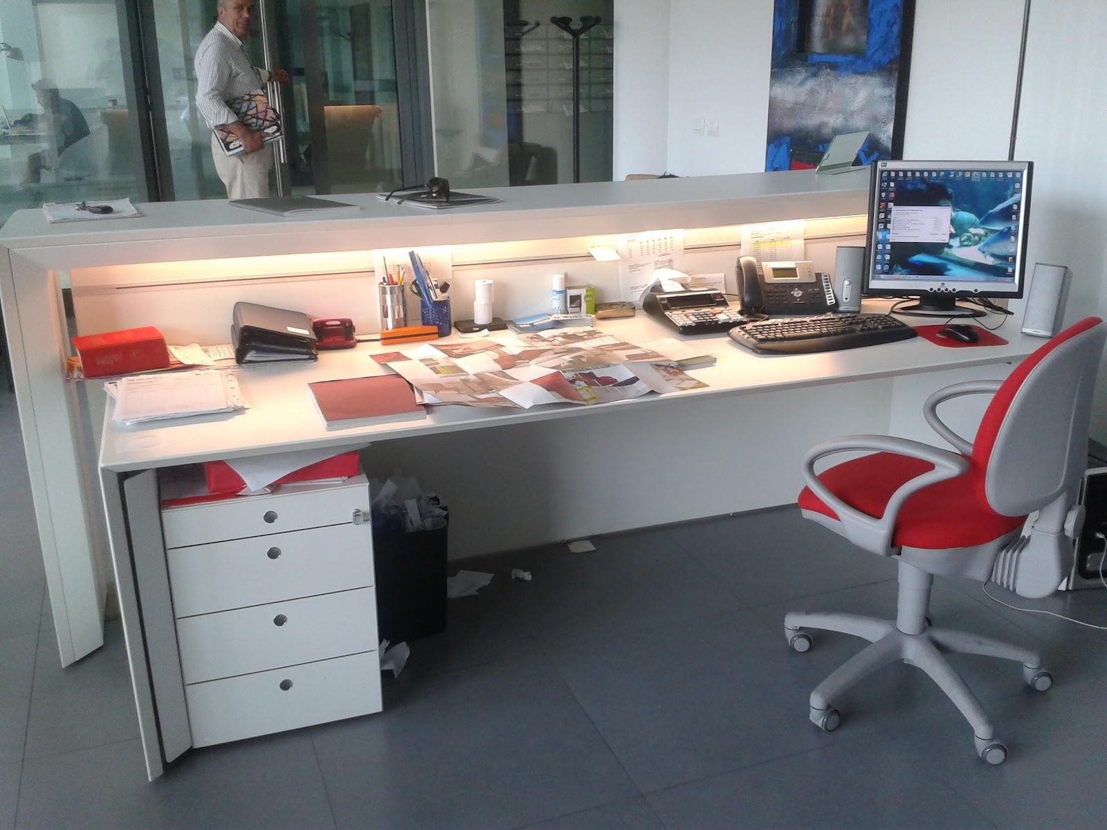 Top office design fantoni reception for Fantoni arredamenti