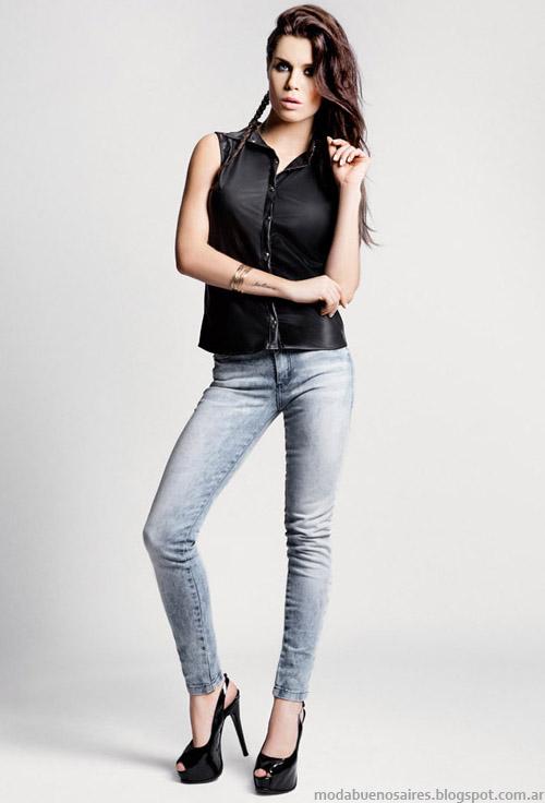 Tabatha Jeans verano 2015 ropa.