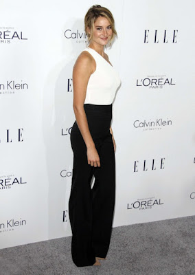 Shailene Woodley – 22nd Annual ELLE Women in Hollywood Awards in LA