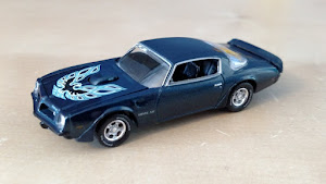 AutoWorld's 1975 Pontiac Firebird