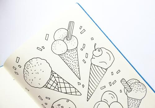 Emma Margaret Illustration Sketchbook 2015