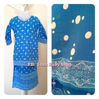 PEMBORONG (Baju Kurung Kanak-kanak Cotton) by: GOSH - CariGold Forum
