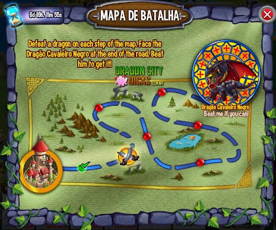 Mapa de Batalha