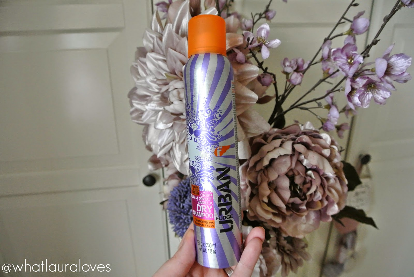 Fudge Urban Dry Shampoo Review
