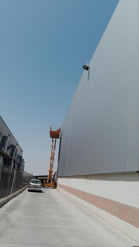 Montadores fachadas