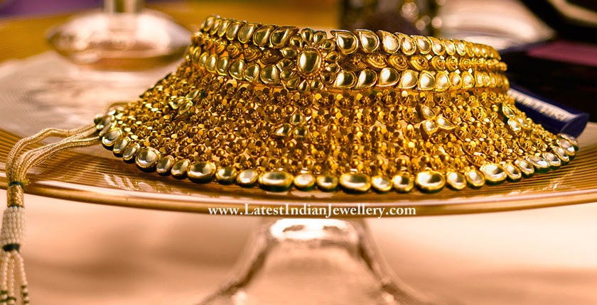 Tanishq Kundan Wedding Collection